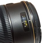 Nikon AFS 70-200 VR Lens Damaged