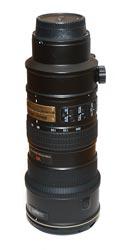 Nikon AFS 70-200 VR Lens