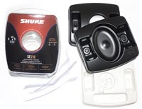 Shure SE210 - Waste - Waste